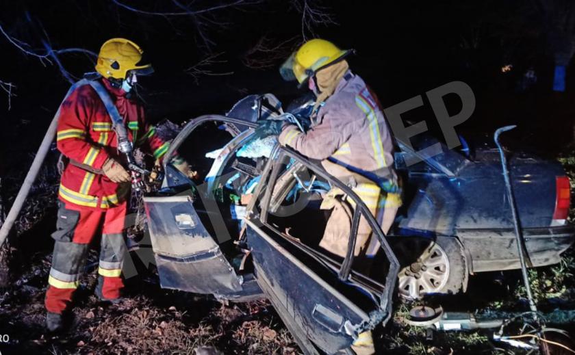 На Днепропетровщине в ДТП погиб 26-летний водитель, пассажирка в больнице