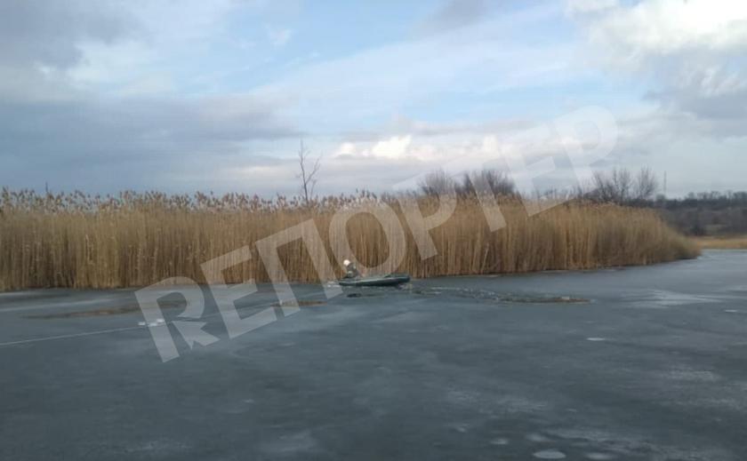 Под Павлоградом спасатели обнаружили утонувшего рыбака