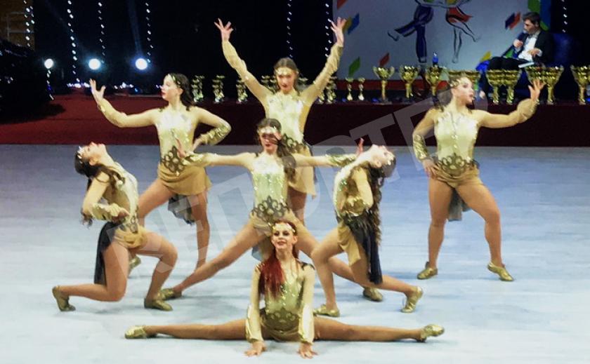 Рок-н-рольщики Павлограда стали «золотыми юниорами» Украины