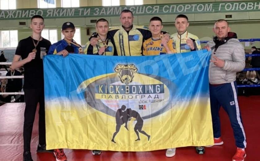 Юные кикбоксеры Днепропетровщины взяли 27 медалей на чемпионате Украины