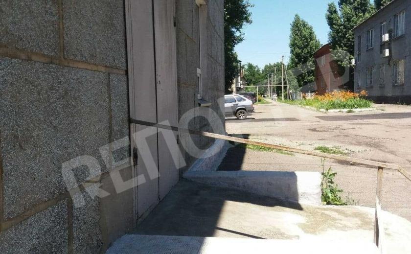 Здание горсовета Першотравенска плохо приспособлено для людей с инвалидностью