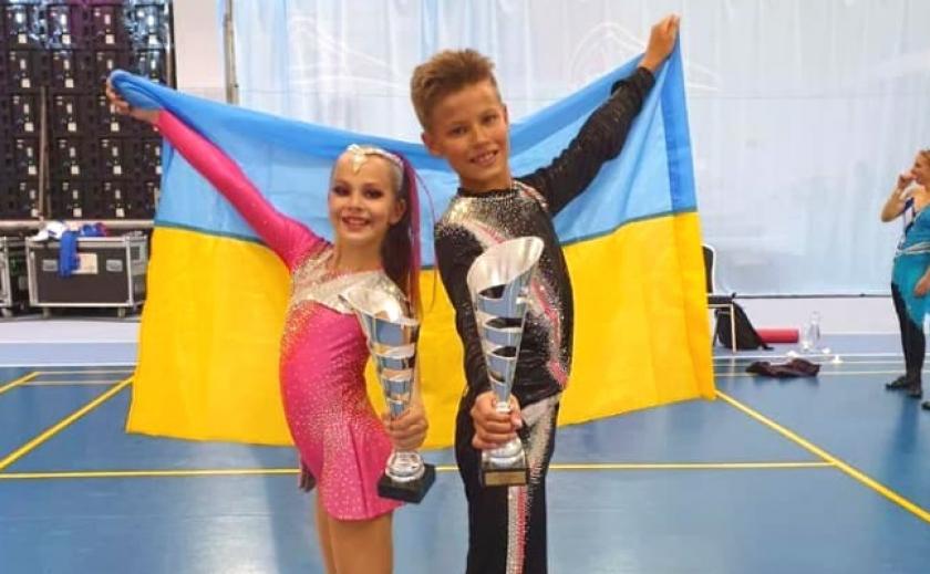 Юные танцоры из Павлограда стали вице-чемпионами Кубка мира по акробатическому рок-н-роллу