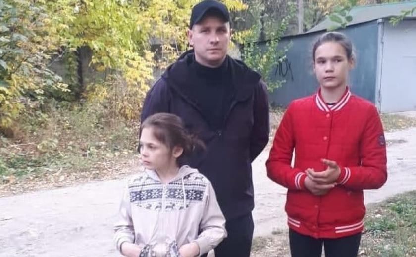 В Павлограде обнаружили пропавших несовершеннолетних сестер