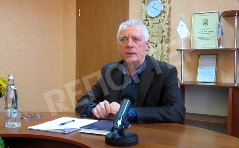 Мэр Павлограда сделал ставку против казино