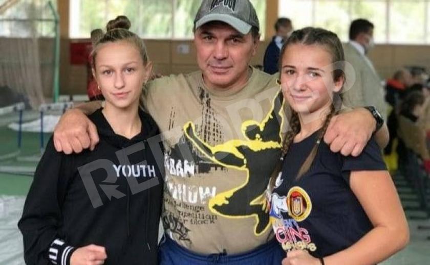 Юные павлоградки оказались сильнее чемпионок Европы